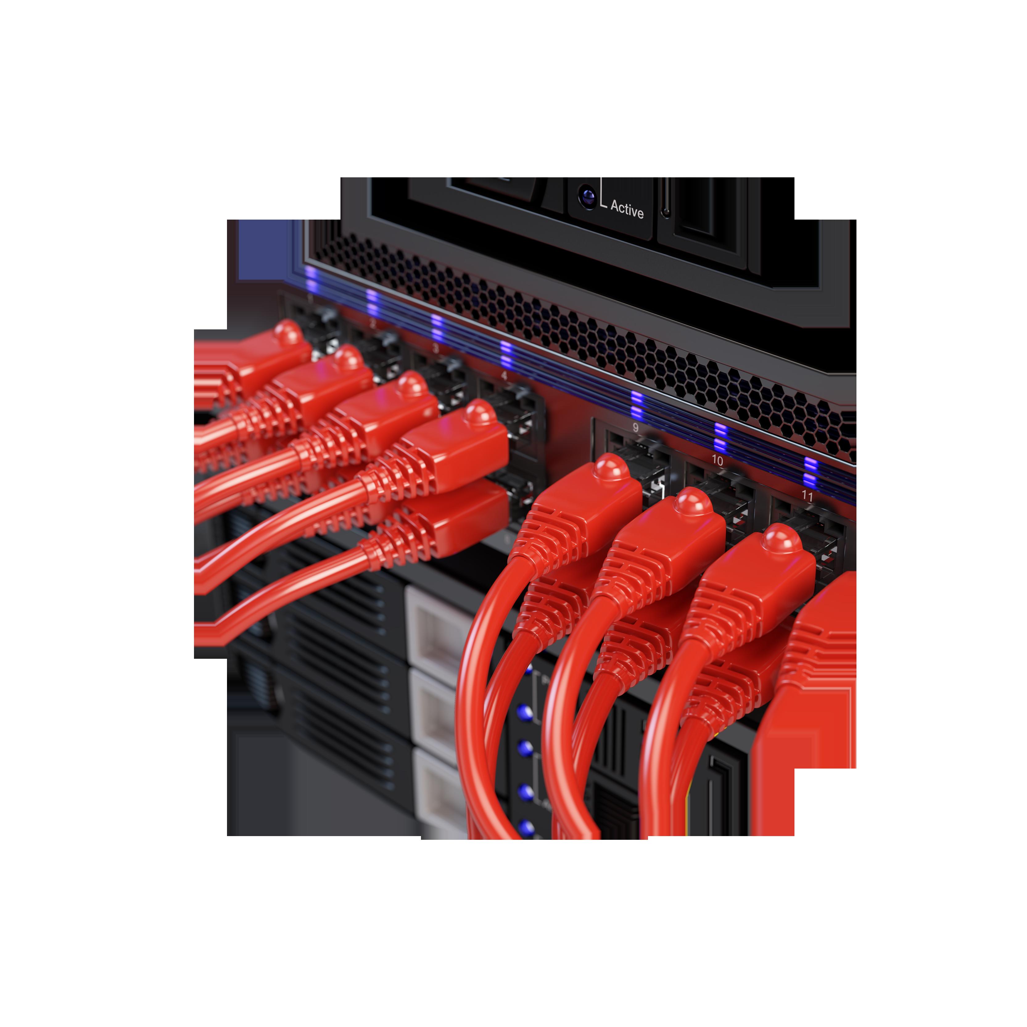 SANAL SUNUCU KİRALAMA, Yüksek Hızlı İnternet Erişimi