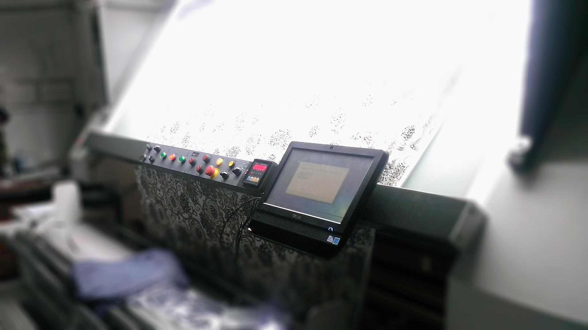 SmartPlus Kumaş Kontrol ve Laboratuvar Yonetimi Sistemi Makine