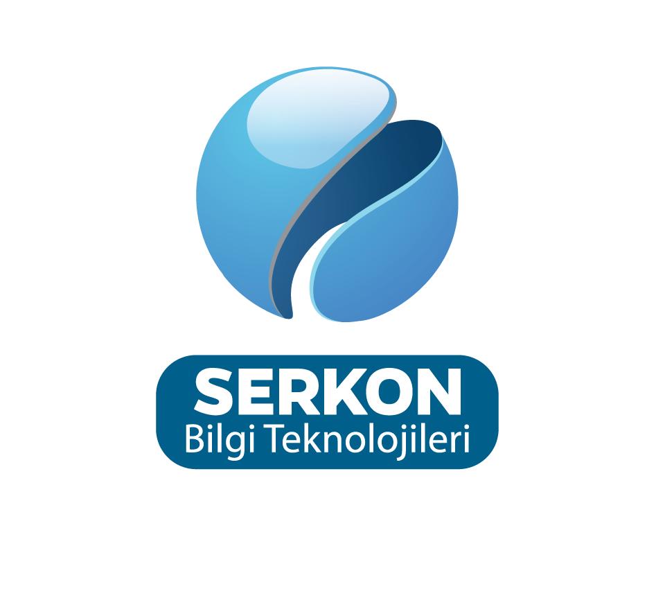 Serkon Bilgi Teknolojileri Logo 3